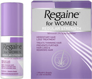 Regaine for Women Regular Strength 2% Minoxidil Hair Loss Treatment 60 ml