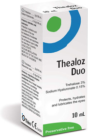 Thea Thealoz Duo Eye Drops, 10 ml