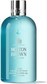 Molton Brown Coastal Cypress & Sea Fennel Bath & Shower Gel, 100 ml