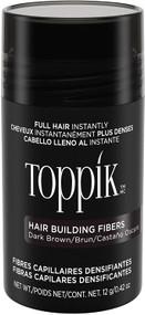 TOPPIK Hair Building Fibers - Dark Brown