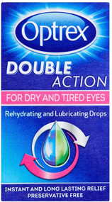 Optrex Double Action Drops for Dry & Tired Eyes 10ml