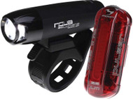 Moon Nova 80 & Pulsar Rear Bike Light Set