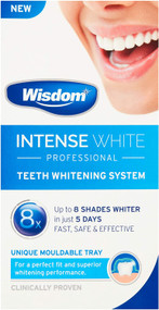 Wisdom Intense White Professional Teeth Whitening Tray System