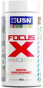 USN Focus X Mental Performance 60 Capsules
