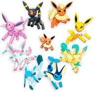 Mega Construx Pokémon Every Eevee Evolution