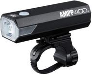CatEye Ampp 400 Front Bicycle Light Black HL-EL084RC