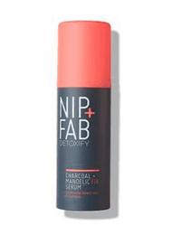 NIP+FAB Charcoal and Mandelic Acid Fix Serum 50ml