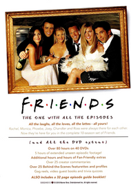 Friends: The Complete Series [DVD] [2002] [2004