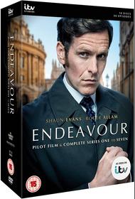Endeavour 1-7 [DVD] [2020]