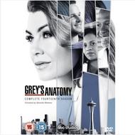 Grey's Anatomy Season 1-14 [DVD] [2018]