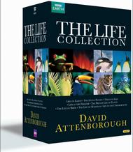 David Attenborough - The Life Collection DVD Box Set