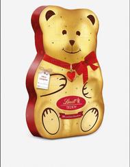 LINDT Teddy 3D chocolate advent calendar 310g