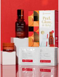 DR DENNIS GROSS SKINCARE Peel Glow Be Merry gift set