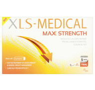 XLS Medical Max Strength 5 Day Trial 20 Tablets