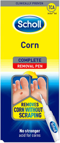 Scholl Corn Complete Removal Pen