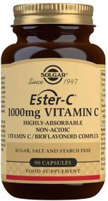 Solgar Ester-C - Vitamin C - 90 x 1000mg Capsules