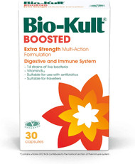 Bio-Kult BOOSTED Extra Strength Multi-Action Formulation, 30 Capsules