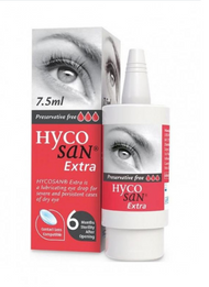 Hycosan Extra Eye Care Drops 7.5ml