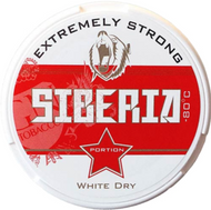 Siberia - 80 °C White Dry Portion 13g