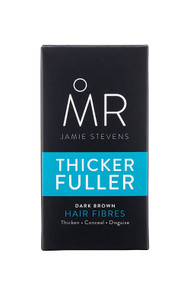 MR Jamie Stevens Dark Brown Hair Fibres 15g