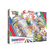 Pokemon TCG: Sword and Shield Figure Collection Rare - Brand New And Sealed