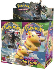 Pokemon Sword & Shield Vivid Voltage 1 X Booster Box Factory