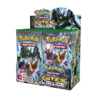 Pokemon XY Fates Collide Booster Box - Sealed