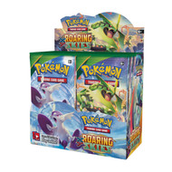 POKEMON TCG: XY6 ROARING SKIES BOOSTER BOX - New & Sealed Cards,
