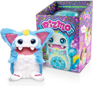 Rizmo Your Evolving Musical Friend - Cute Interactive Electronic Plush Pet Toy for Children Age 6+ - Aqua