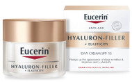 Eucerin Anti-Age Hyaluron-Filler + Elasticity Day Cream SPF15 50ml