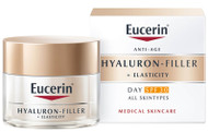 Eucerin Anti-Age Hyaluron-Filler + Elasticity Day SPF30 Cream 50ml