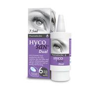 Hycosan Dual Eye Care Drops 7.5ml