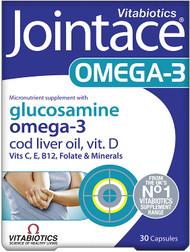 Vitabiotics Jointace Omega-3 - 30 Capsules