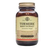 Solgar Turmeric Root Extract Vegetable Capsules - Pack of 60