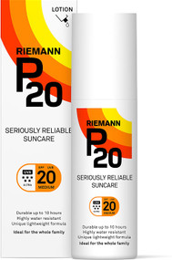 Riemann P20 Suncare Lotion SPF20 100ml