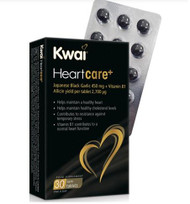 Kwai Heartcare+ One-a-Day 30 Garlic Tablets
