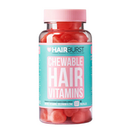 Hairburst Chewable Hair Vitamins One Month Supply, Pack of 60 [No Box]