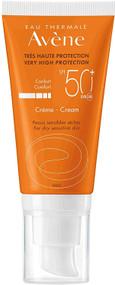 Avène Sun Care Cream with SPF 50+ 50 ml
