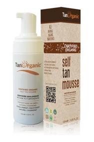Tan Organic Self Tan Mousse 120ml