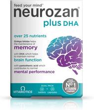 Vitabiotics Neurozan Plus DHA -  56 tablets/capsules
