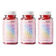 Hairburst Biotin Vegan Hair Vitamins - 180 Pastilles [No Box]