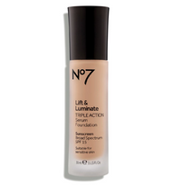 No7 Lift & Luminate Triple Action Serum Foundation 30ml