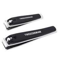 Tweezerman Combo Clipper Set - Black
