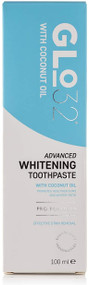 Glo32 Advanced Whitening Toothpaste with Coconut Oil 100ml