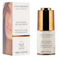 VITA LIBERATA Luxury Self Tanning Anti-Age Serum 15ml