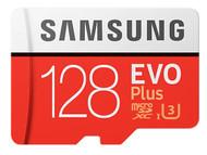 Samsung Evo Plus 100MBs MicroSD Memory Card - 128GB