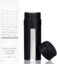 Nanogen Keratin Thickening Hair Fibres - Dark Brown, 30g