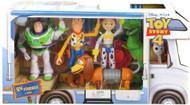 Disney Pixar Toy Story 4 RV Friends 6 Pack Figures