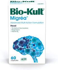 Bio-Kult Migrea Head Food Supplement 60 Capsules