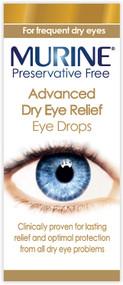 Murine Advanced Dry Eye Relief 250 Drops 10ml